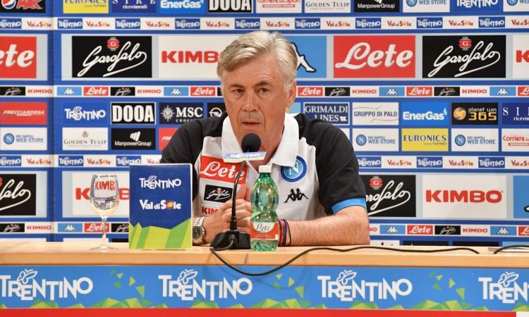 #Napoli, #Ancelotti: \