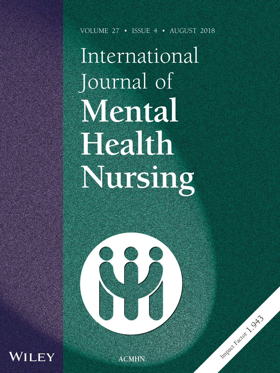 We invited papers on co-production – where service users and others are working as equal partners in all aspects of a mental health research, teaching, practice, or scholarship project or programme – for this special issue of @IJMHN   https:// onlinelibrary.wiley.com/toc/14470349/c urrent &nbsp; … <br>http://pic.twitter.com/xDpQvyDRUB