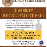 Image for the Tweet beginning: ESOP Diversity #Recruitment Fair #YourCareerIsJustAhead