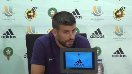 """VIDEO #Barça #Piqué: """"#Vidal? Un guerriero anche in allenamento"""" http://rosea.it/4ea5c129iY  - Ukustom"""