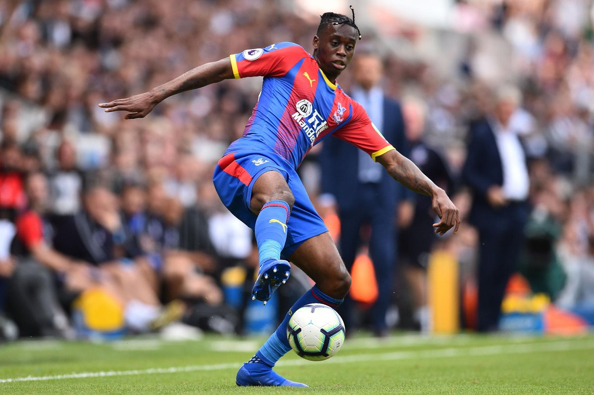 Image result for wan bissaka assist