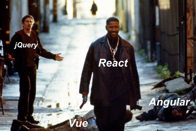 #reactjs #vuejs #angular LOLS<br>http://pic.twitter.com/Qv28vL7qqZ