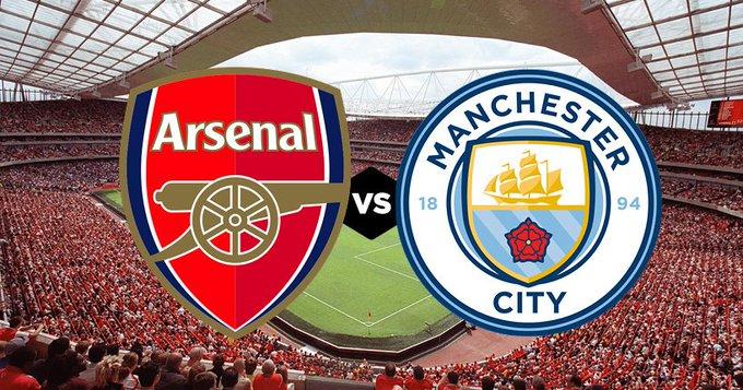 📺 MatchDay 🏆 Premier League, 1ere journée ⚽ Arsenal vs Manchester City ➡️ @ArsenalFansFR 📍 Emirates Stadium ⏰ 17h00 #ARSMCI Photo