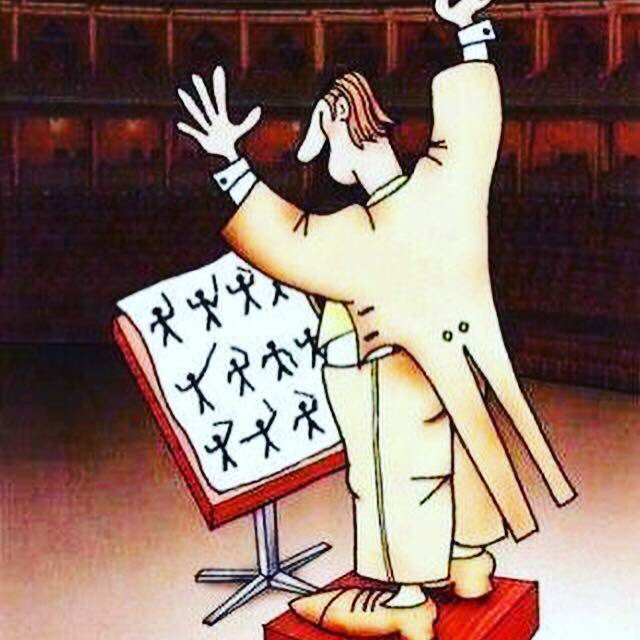 Reloaded twaddle – RT @MMATOpera: Good #music music needs good #conductor ! Club #MeetMeAtTheOpera....