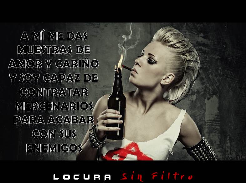 Locura Sin Filtro On Twitter Asi De Simple Follow