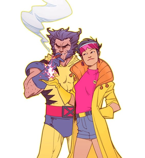 I&#39;m watching this amazing series again: X-Men from 92! Jeez what a great show it was! #xmenforever #xmenuniverse #xmen #marvel #marvelcomics #wolverine #jubilee #fanart #commissions #digitalart #color<br>http://pic.twitter.com/Q0FH716v2D