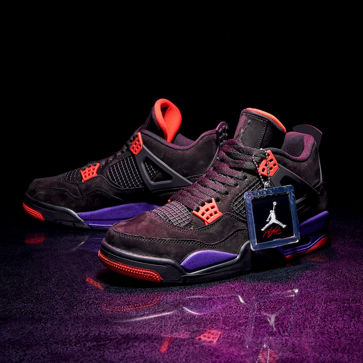 ... to cop the special Air Jordan 4 Retro NRG in