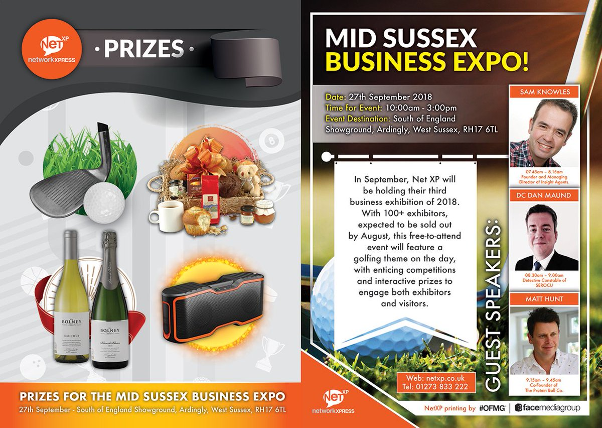 business expo west sussex