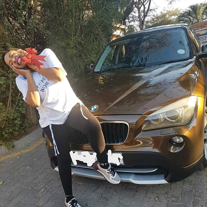 """Trevor Mumba On Twitter: """"I Surprised My Wife With A New"""