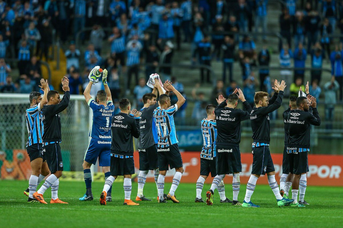 Tomorrow is the day.  We&#39;ll see you at the Arena.  Let&#39;s get the three points!    #GremioInEnglish    Lucas Uebel / Grêmio FBPA <br>http://pic.twitter.com/6WxxcAXMuL