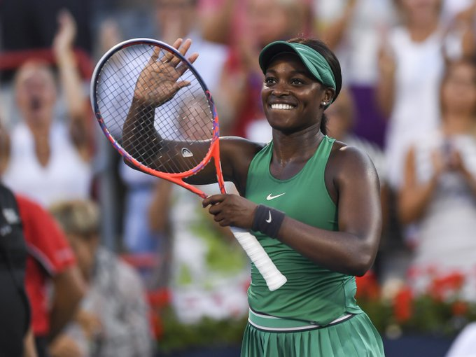 .@SloaneStephens, @Simona_Halep set up rematch of French Open final #CoupeRogers : Photo