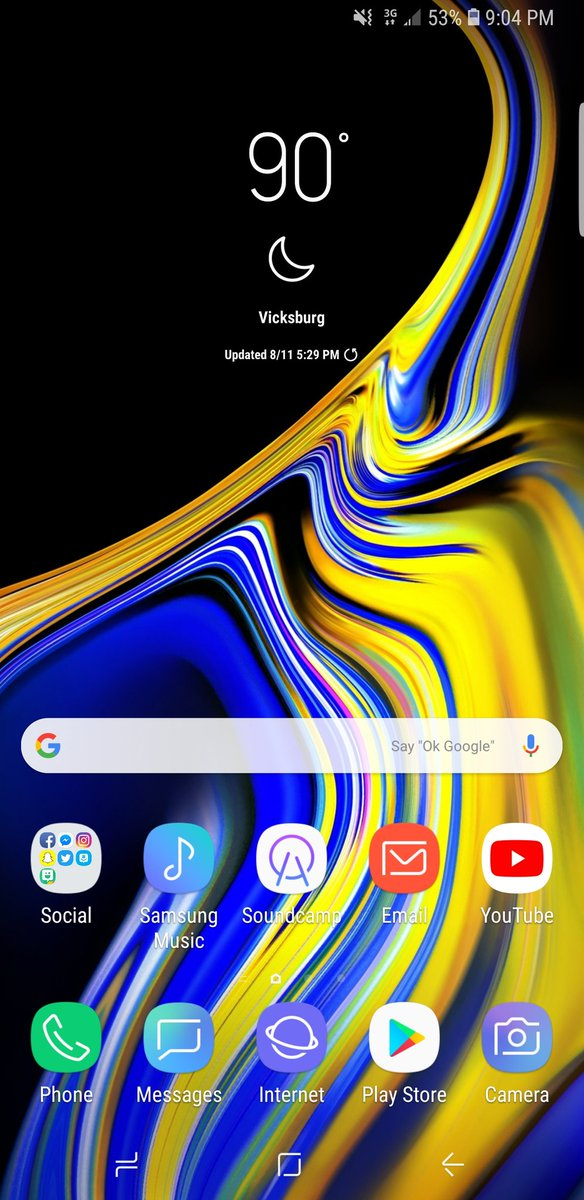 J L B On Twitter Samsungmobileus The Galaxy Note 9 Wallpapers Brought Alot Of Life Into My Galaxy S8 Awesome Job On The Wallpapers Samsung Note9 Wallpapers Galaxy S8 Https T Co U044abu81v