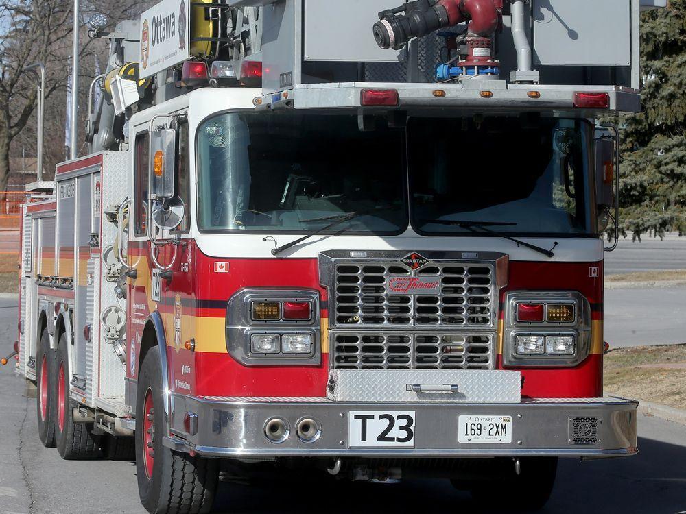 Ottawa citizen fire
