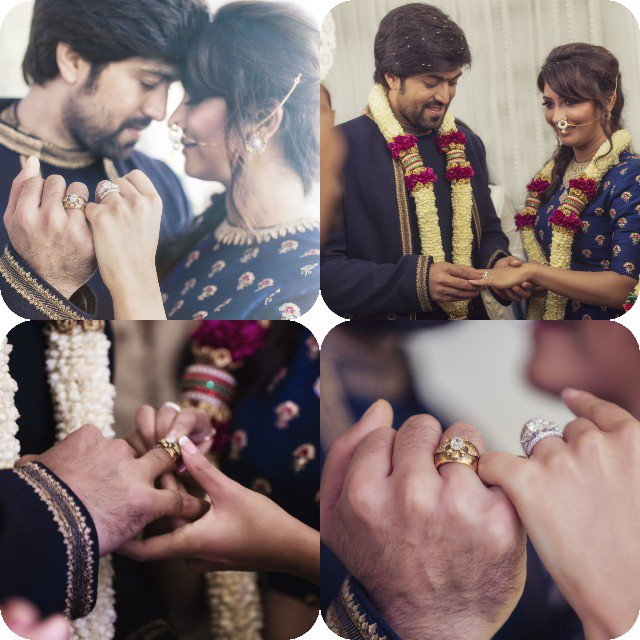 As The 2 of You Celebrate 2 Years of Your Journey Together, We Wish You Many Love Filled Moments. Wish You a Very Happy Second Engagement Anniversary #TwoYearsAgoOnThisDay #RockingCouple #Yashika #2ndEngagementAnniversy  @NimmaYash  @RadhikaPandit7  @YashFC @Radhika_Pandithpic.twitter.com/TwE92EMTlN