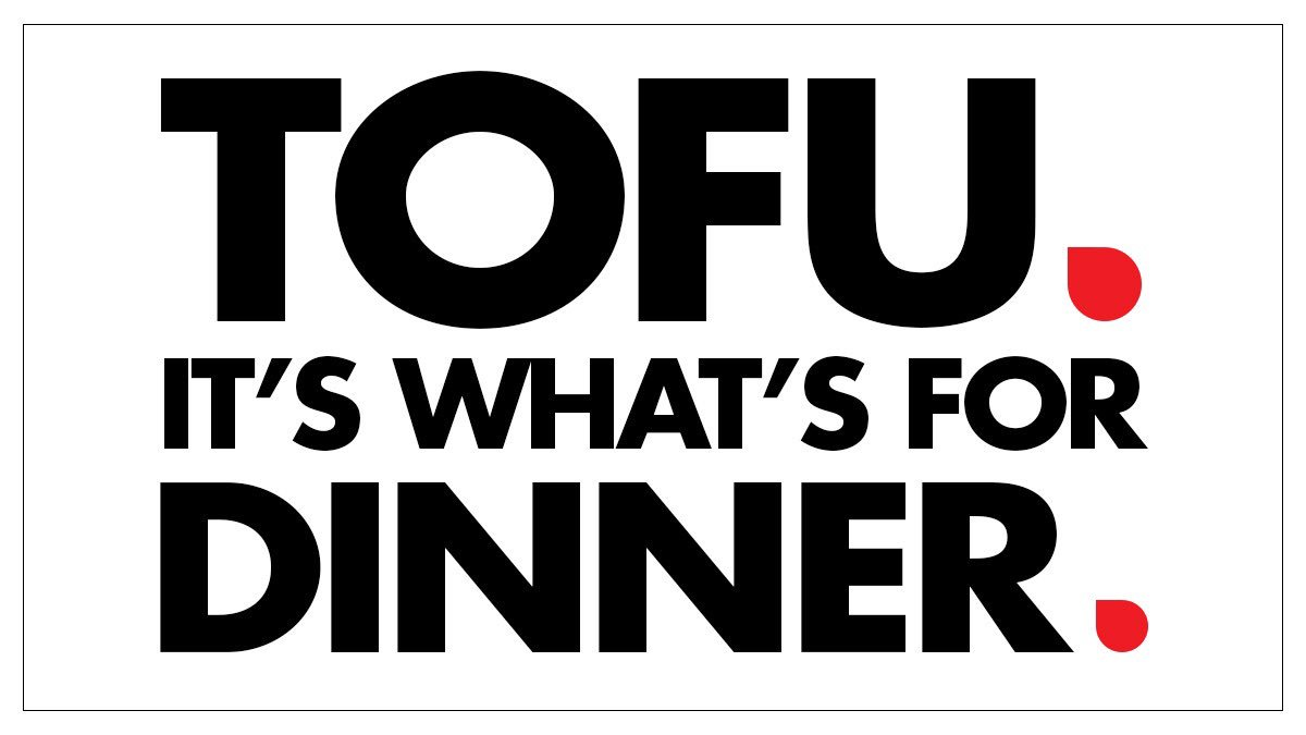 Or breakfast...or lunch...or midnight snack.... 😉  #hungry #food #tofu https://t.co/lWpfdfFdfB