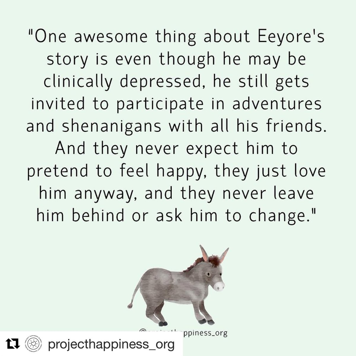 #Repost via @projecthappiness_org ・・・ Celebrate those in your life who don't want to change you but just want your company. You feel at ease. Thank the friends who made you feel connected when you were feeling disconnected.#shinebright  #projecthappiness <br>http://pic.twitter.com/Hke1Y2MbEr