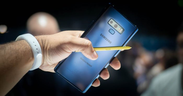 https://is.gd/wvkosT - #Android #GalaxyNote9 #SamsungGalaxyNote9 #Amazon: Samsung Galaxy Note 9 già prenotabile, ma solo una versione  - Ukustom