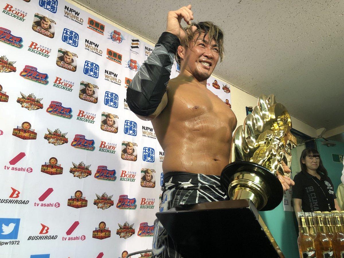 NJPW G1 Climax 28 - Página 25 DkY9qqKUwAAkdBp