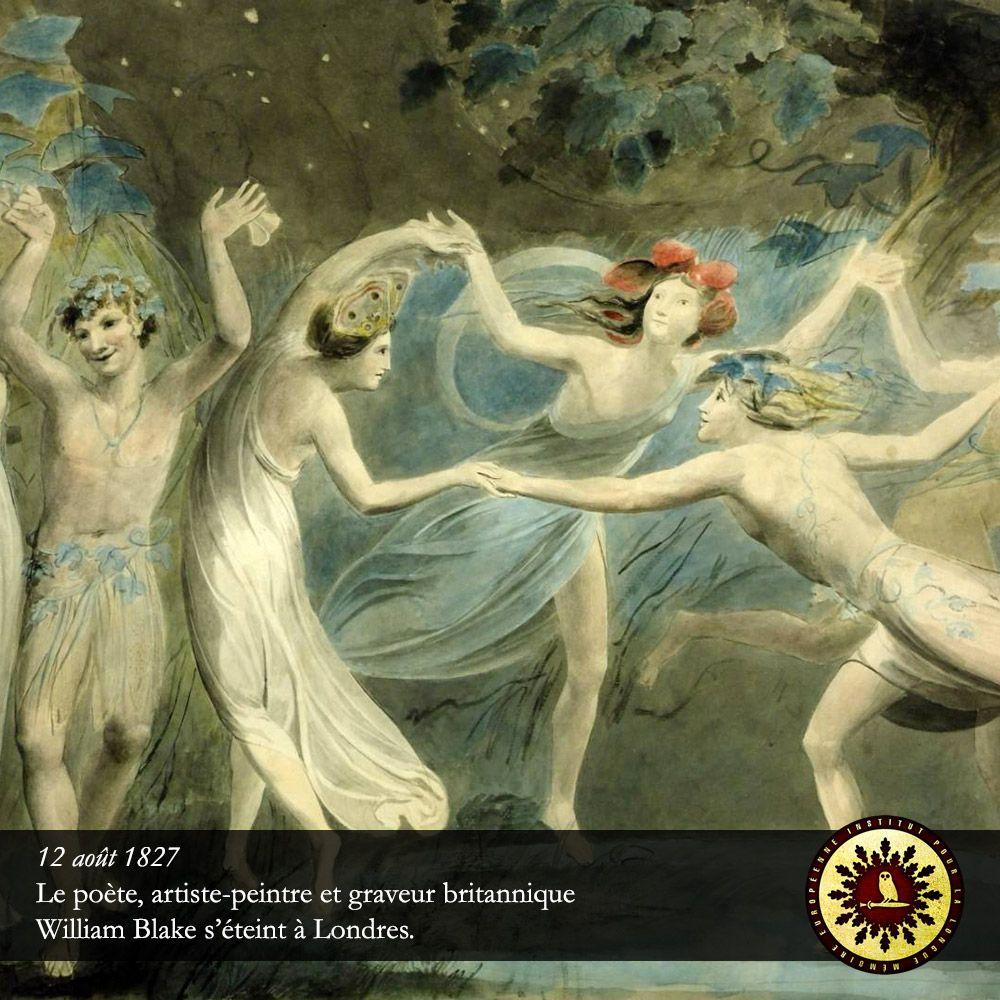 Institut Iliade On Twitter éphéméride 12 Août 1827 Le