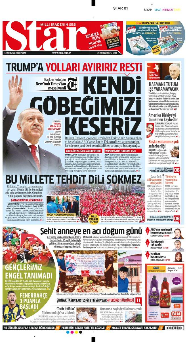 Τους αποτελειώνει: Στον άξονα του κακού η Τουρκία δια χειρός Τραμπ -Ανακοινώνει νέες κυρώσεις – Δολάριο, χρυσός τέλος στην Τουρκία -Πως θα ανοίξει αύριο το τουρκικό χρηματιστήριο;