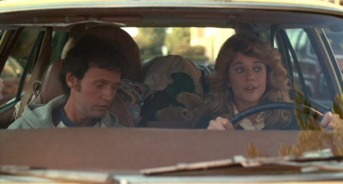 What I love about #WhenHarryMetSally and #CarShare, both characters/couples started together on the front seat of a car  @Sianygibby @peterkay_co_uk<br>http://pic.twitter.com/4dwBCqwI44