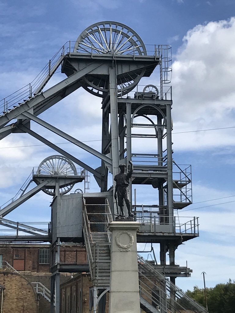 #picoftheday Pit Head At Woodhorn Colliery with Pit Disaster Memorial Northumberland @Ladycult @JamesMcCurthy @tlscadden1 @FionaGrahame @NeilDrysdale @AyeMWM @raiphsays @Revelsoffice @ArgyllSeaGlass @MissBabington @defiaye @cee4cat @VisitNland @Woodhorn<br>http://pic.twitter.com/fUjkcJtXgg