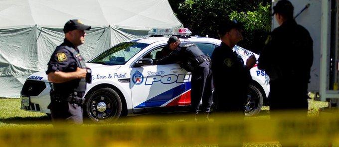 Canada: le tireur de Fredericton identifié et inculpé de quatre homicides Photo