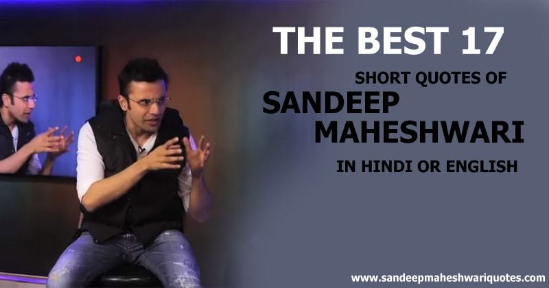 Sandeep Maheshwari Quotes Quotessandeep Twitter