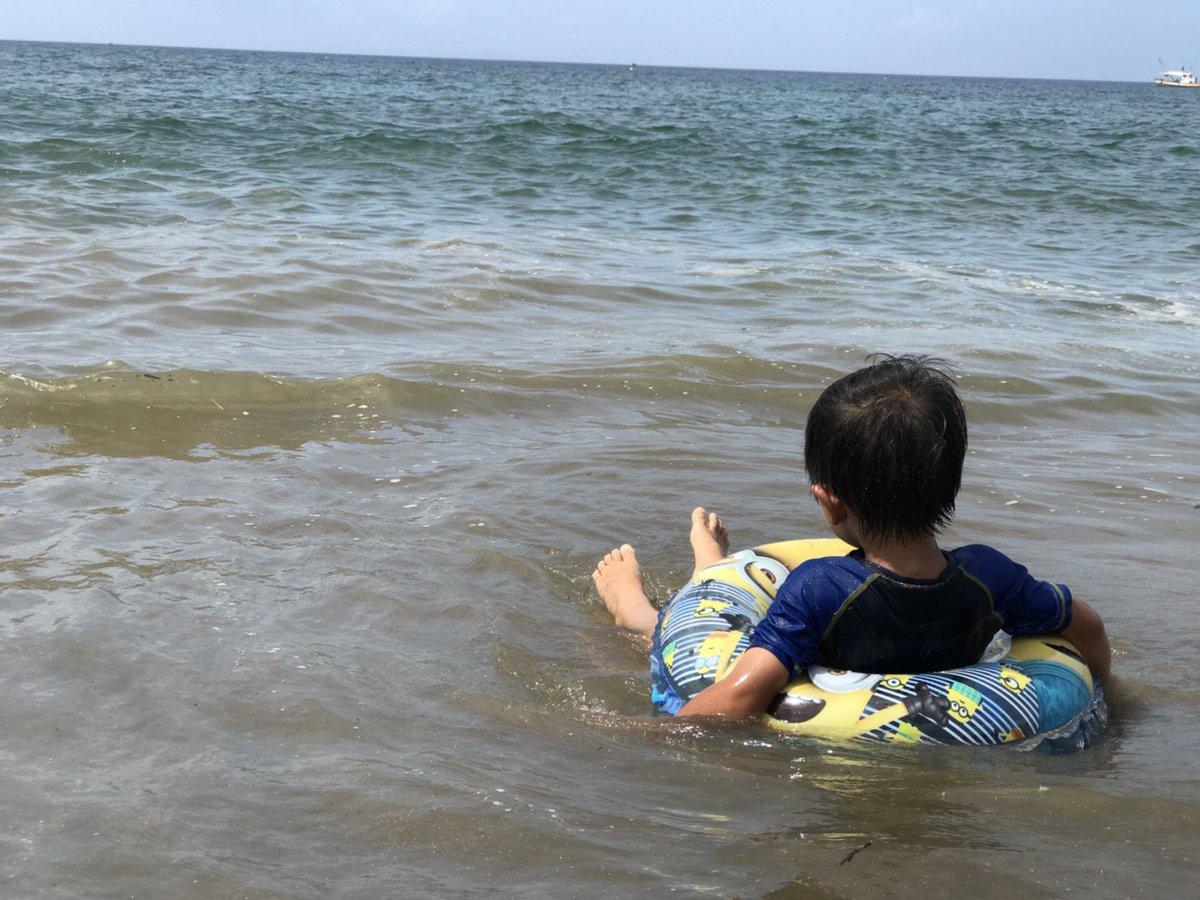 今日の虹ヶ浜は荒れ模様。 波も海の色も、、今日は2時間ちょっとで退散。 https://t.co/yy2XW6T2kn