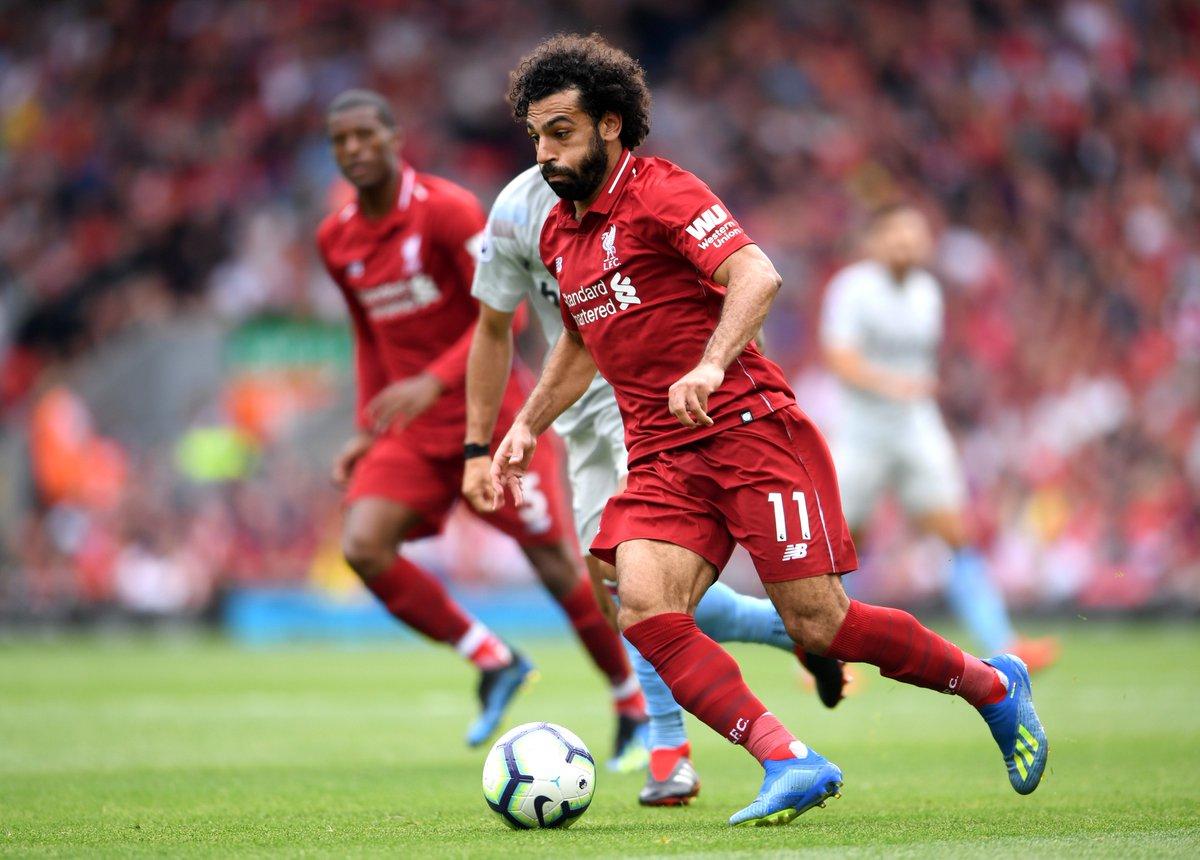 Liverpool 4-0 West Ham