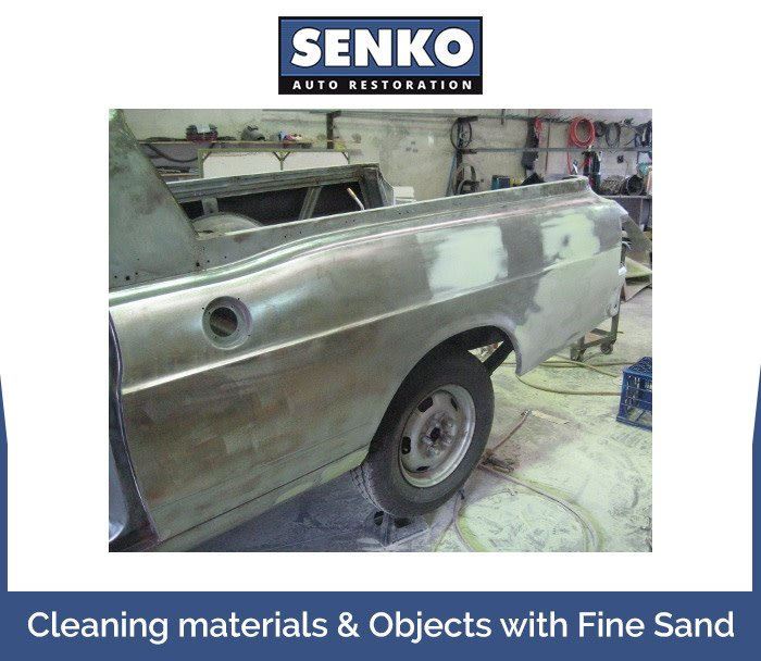 We can use bead blasting, sand blasting when working on your car parts or car shells. Call on 0412 032 325 #sandblast <br>http://pic.twitter.com/YebTjLcRHJ
