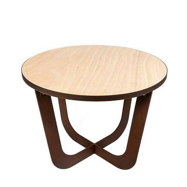 Coffee table nella nuova versione #acciaio #corten e #legno, in vendita nello store online di #TrackDesign  #store #architecture #designer #interiordesign #home #living #artigianato #weareinpuglia #byhand #handmade #colors #designaddict #designlovers #decor #madeinitaly  - Ukustom