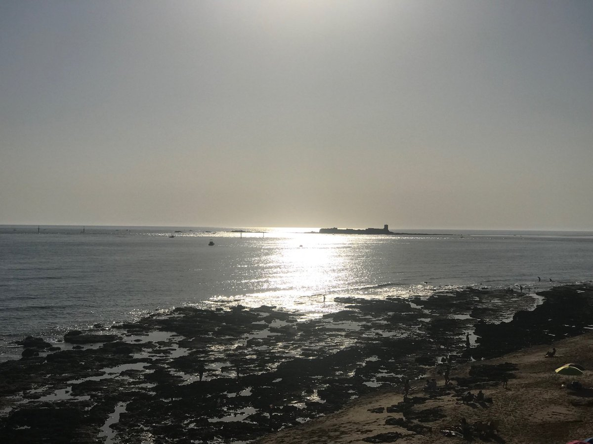 Sancti pectri island @chiclana