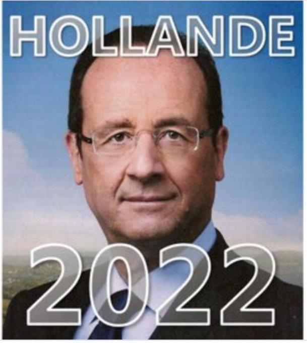 #Hollande2022 Photo