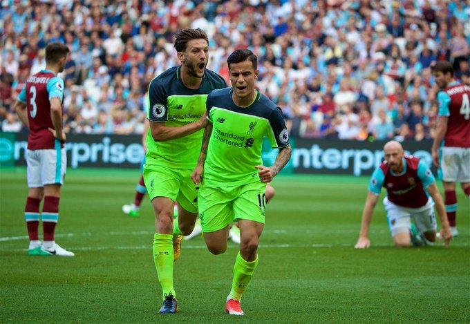 📊- ويست هام تعرض للهزيمة امام ليفربول في الدوري الممتاز اكثر من اي خصم آخر ( 61 مباراة متساوي مع ايفرتون). #LIVWHU Photo