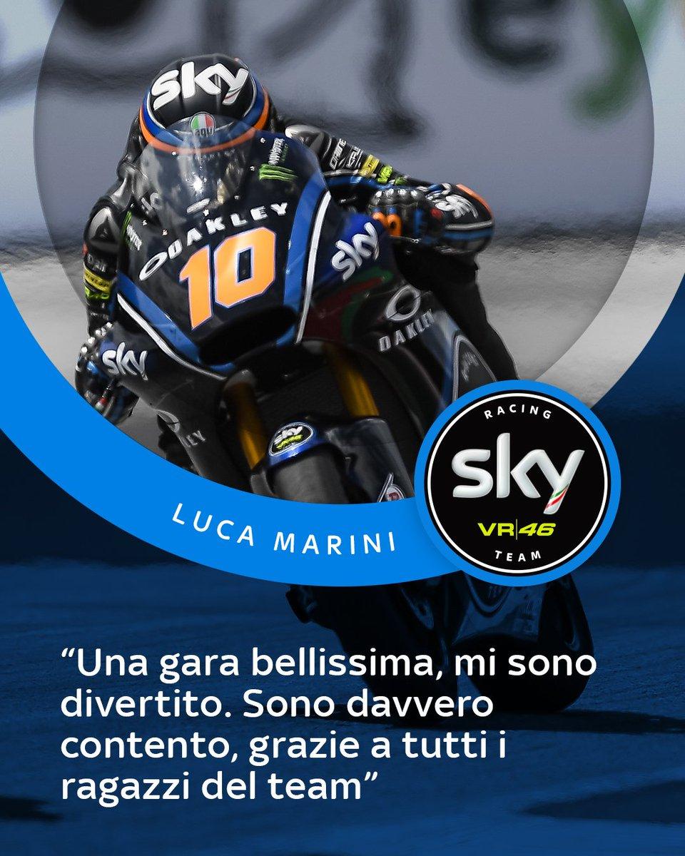 Le parole di @Luca_Marini_97 dopo lo #SkyVR46Aut  #AustrianGP  - Ukustom