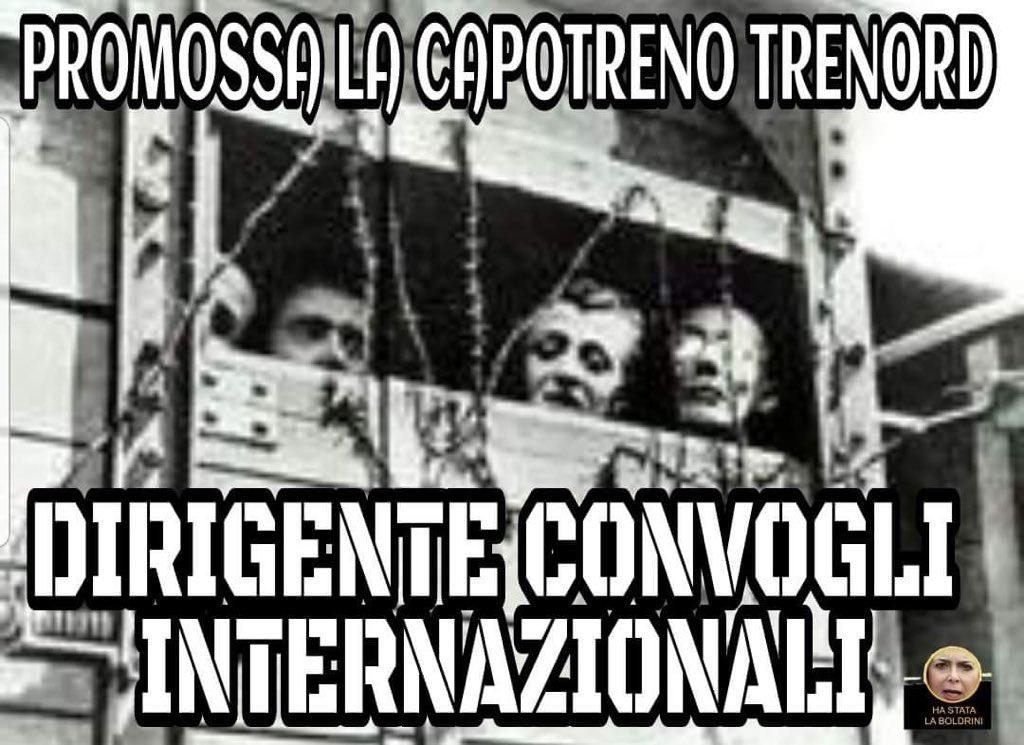 #Trenord promossa a dirigente convogli internazionali la #capotreno #RaffaeleAriano  - Ukustom