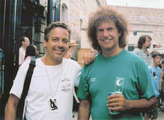 Happy Birthday Pat Metheny!