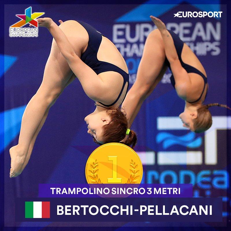 ... ancora una sorpresa condita dalle lacrime della #Pellacani: 16 anni e campionessa d\