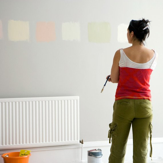 Replying to @MS_Living: How to Pick the Perfect Paint Color