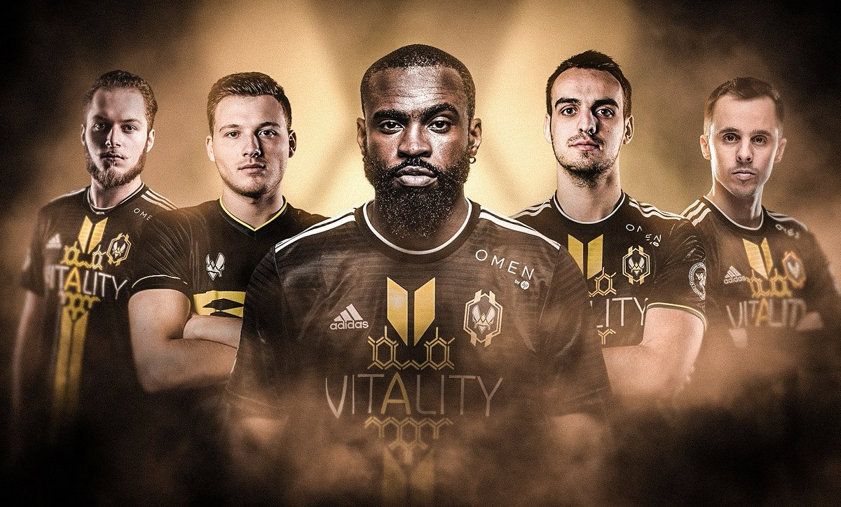 Team Vitality's photo on #VforVictory