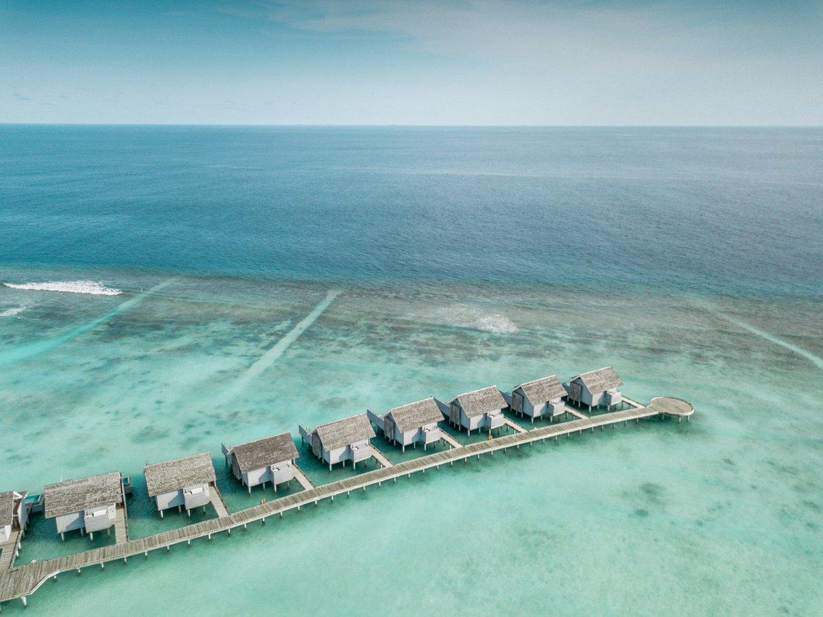 Kuramathi Island On Twitter Thundi Water Villas With Pool