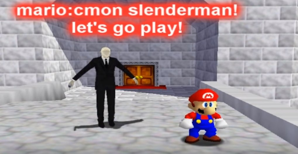 the new slenderman movie looks good <br>http://pic.twitter.com/1Dkn8fESPG