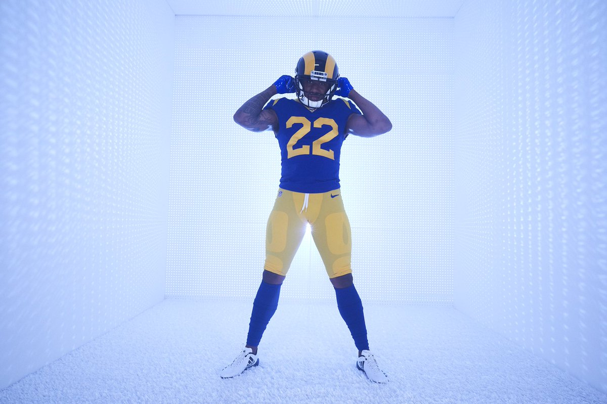 It's on for real in 22 days 🔥 @RamsNFL