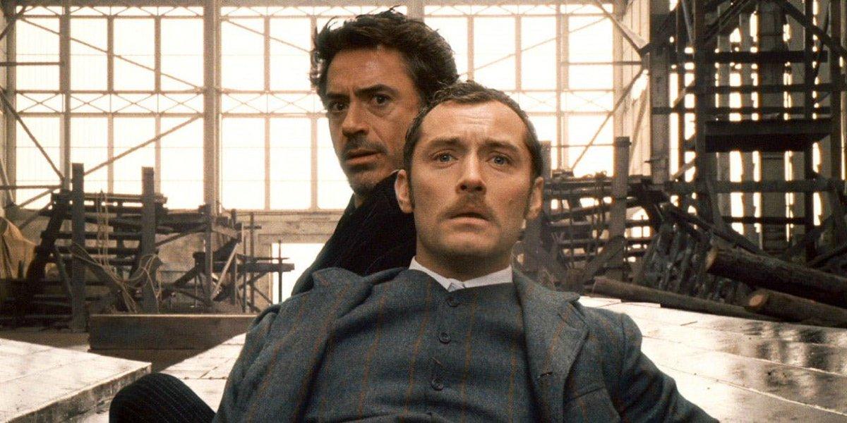 Is Robert Downey Jr.s Next Film Sherlock Holmes 3? buff.ly/2MA2Goq