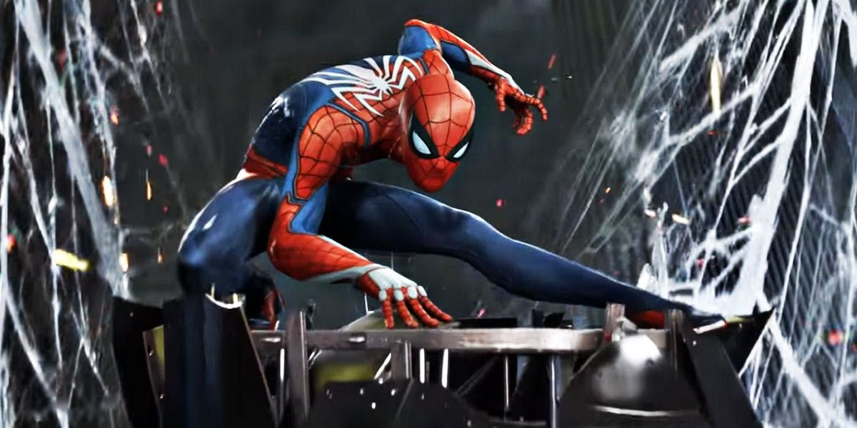 Marvels Spider-Man: Meet the Villains of the Upcoming PS4 Game buff.ly/2L78KzT