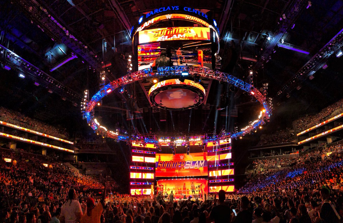 When WWE Summerslam 2021 Could Officially Be Announced 1