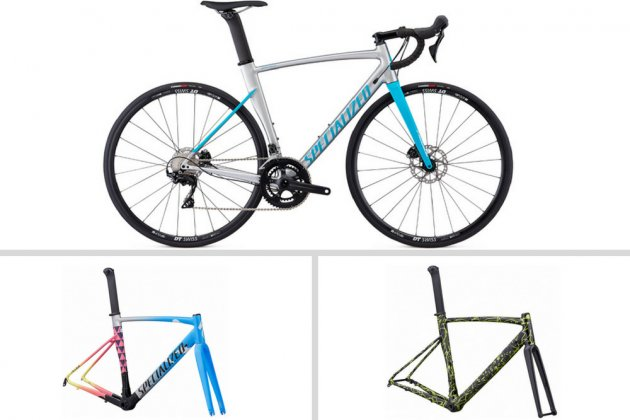 bb547ae2ce8 Specialized adds disc brakes and gorgeous new colour ways to the Allez  Sprint | https://t.co/OEJzlH2quX https://t.co/yYdIgqCTB7. Cycling Weekly