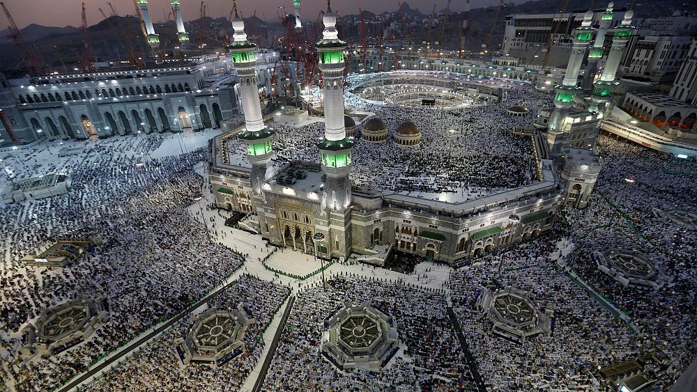 Pictures: Millions gather in Saudi Arabia for Hajj pilgrimage https://t.co/DBrCFA9p1h https://t.co/3eHRzPSKCT