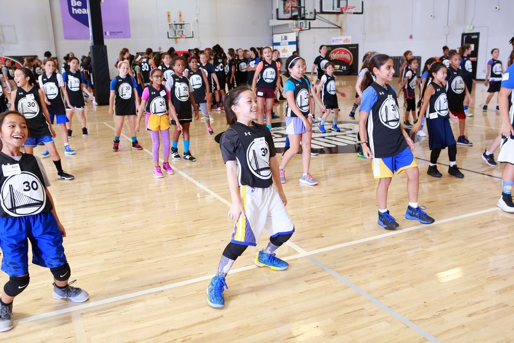 Buzzer beaters, trophies & more. Check out the top highlights from It's Our Game camp 🏀 on.nba.com/2PiY30E